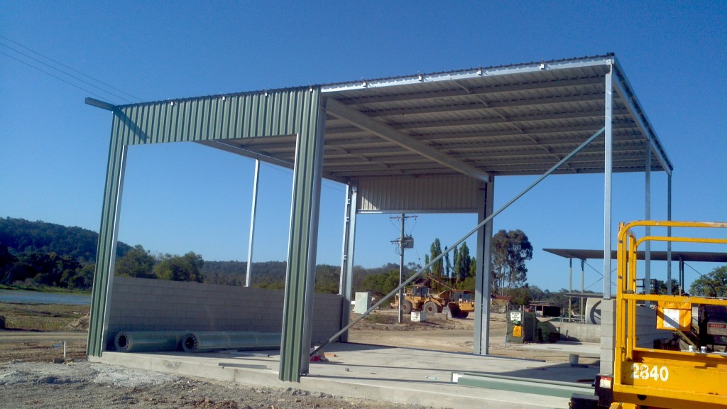 Stand Alone Carport Designs : Sheds and carports azacs constructions